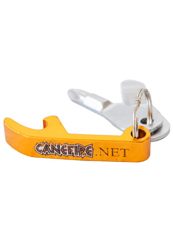 Canefire Keychain & Multi-tool