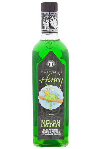 Faithful Henry Melon Liqueur